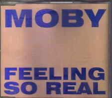 moby- Feeling so reel cd  maxi single