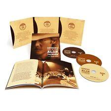 ALAN JACKSON (3 CD) GENUINE : THE ALAN JACKSON STORY with BOOK *NEW*
