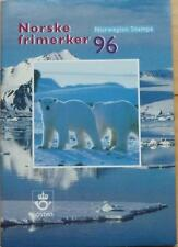 1996 Postfris MNH Jaargang / Year Noorwegen Norway Norge