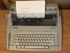 Brother GX-6750 Correcting Daisy Wheel Electronic Typewriter