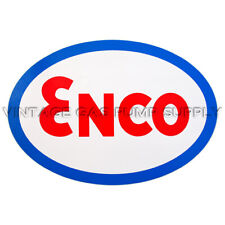 "Enco Oval 3"" Vinyl Decal (DC350C)"