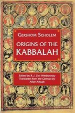 Origins of the Kabbalah: By Gershom Gerhard Scholem