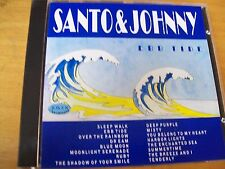 SANTO & JOHNNY EBB TIDE CD MINT-