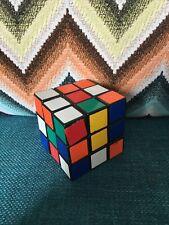 Vintage Original Rubik's Cube - 1980 - See Description