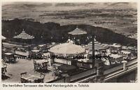 Seidorf Arnsdorf Riesengebirge - Hotel Hainbergshöh mit Talblick 1938 Schlesien