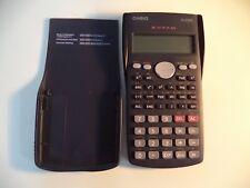 (004) Casio Scientific Calculator fx-82MS   S-V.P.A.M  As new