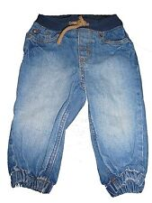 H & M tolle Loose Pull-on Jeans Gr. 74 !!