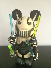 Disney Vinylmation Custom Star Wars General Grievous With Lightsabers.