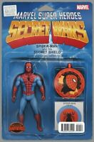 AMAZING SPIDER-MAN RENEW YOUR VOWS #1 Spider-Man Action Figure Variant NM