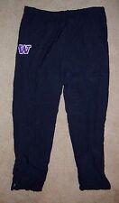 Vtg DeLong WASHINGTON HUSKIES UW Football Crew ATHLETIC PANTS Size Men's XXL