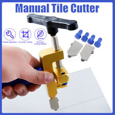 Professional Easy Glide Glass Tile Cutter  One-Piece Alloy Aluminum Tool