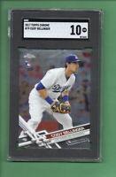 2017 Topps Chrome Cody Bellinger ROOKIE #79 Dodgers MVP comp PSA Gem Mint SGC 10