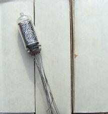 2pcs IN-8-2 IN8-2 RUSSIAN NIXIE TUBES Rohr USSR NIXIES ИН-14 74141 #507
