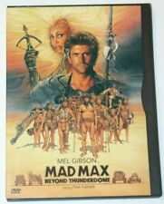 DVD - Mad Max - Beyond Thunderdome - Snapcase - Very Good