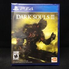 Dark Souls III (Sony PlayStation 4, 2016) BRAND NEW