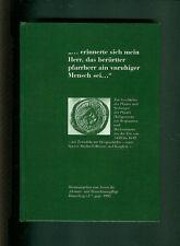 Pfarrer und Seelsorger der Pfarrei Heiligenstein Berghausen Mechtersheim 1996