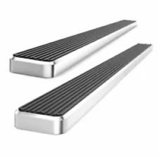 iBoard Running Boards 5 inches Fit 09-18 Dodge Ram 1500 2500 3500 Crew Cab