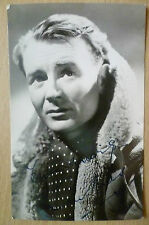 Original Photograph with Autograph- JOHN MILLS film actor (5.5x3.5 inch)