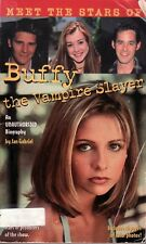 MEET THE STARS OF BUFFY THE VAMPIRE SLAYER ~ Jan Gabriel ~ Sarah Michelle Gellar