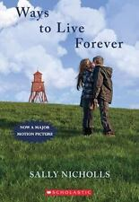 Ways To Live Forever-ExLibrary
