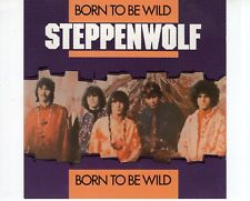 CD STEPPENWOLF	Born to be wild	1989 EX+ (A2051)