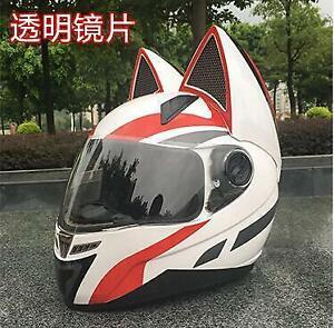 Nitrinos Motorcycle Helmet Men And Women Racing Personty Four Seasons Safety Hel