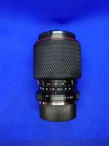 Tokina SD II 70-210mm f/4-5.6 manual focus zoom macro lens for Pentax k a + caps