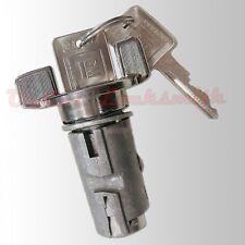 New Original Ignition Switch Cylinder For Pontiac 78-96 w Keys GM Logo 701398