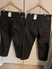 2 pair DICKIES LP812BK-36-29 Industrial Work Pants Black