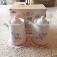 Sanrio Hello Kitty Soy Sauce Bottle Set Limited