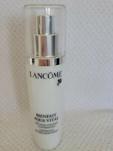 Lancome Bienfait Aqua Vital Continious Infusing Moisturizer 1.7 fl oz