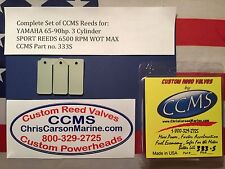 CCMS Yamaha Sport Outboard Reed Reeds 65-90hp 3 Cylinder PN333S