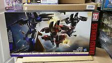 Transformers Platinum Edition Seeker Squadron Dirge Thrust Ramjet MISB