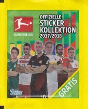 Topps Bundesliga 2017 / 2018 Aldi 5 Sticker aussuchen