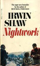 Nightwork by Irwin Shaw (1976, Paperback)