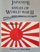 Japanese Military Rifles Gun Book Great Collectors guide