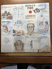 John Lennon & Plastix Ono Band - Shaved Fish Lp Album