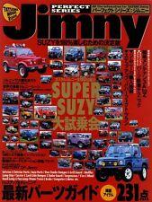 [BOOK] Perfect series Suzuki Jimny Rhino Katana LJ10 JA71 JA11 SJ10 SJ30 Japan