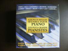 Coffret De 20 Cds :Les Plus Belles Oeuvres Pour Piano Compilation  (2007)  NEUF