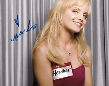 Mena Suvari Signed 8x10 Photo - American Beauty / American Pie Babe - Sexy! H488