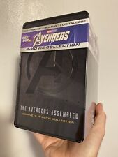 Avengers 4-Movie Collection 4K Ultra HD from Best Buy UNOPENED