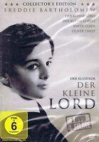 DVD - Der kleine Lord - Collector's Edition - 4 Filme - Freddie Bartholomew