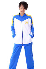 Inazuma Eleven Cosplay Costume Team Inazuma Japan Winter Jacket Outfit V1 Set