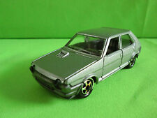 MEBETOYS -1:43  FIAT RITMO 65cl  MATTEL  -     A-139    IN  GOOD CONDITION