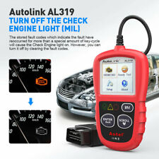 Autel OBD2 Automotive Code Reader CAN Scanner EOBD Diagnostic Scanner Tool AL319