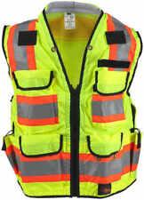 Medium SECO Class 2 Safety Utility Vest Size 44-46