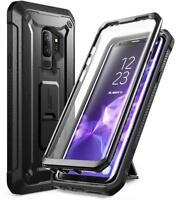 SUPCASE Samsung Galaxy S9+ Plus Case UB Rugged Cover +Screen Protector Kickstand