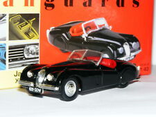 Vanguards VA05901 Jaguar XK120 Roadster Black LTD ED 1/43