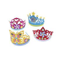 Paillettes di carta schiuma EVA corona fiori creativi stelle modelli asilo d'CRI