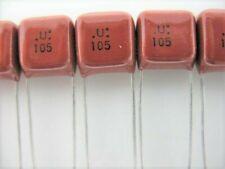 12 Pcs 1uf 105 50v Panasonic Ecqv1h105j 5 Film Capacitor Ref 112